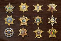 Sheriff Tokens.