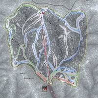 Bluewood Resort Trail Map