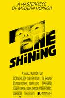 The Shining Poster - Yellow