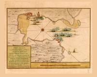 Map of Portobelo Bay, Panama (1740)