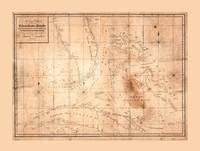 Map of the Bahama Banks and Islands (1817)