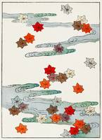 Autumn and Water by Watanabe Seitei