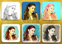 Ariana Grande pop star celebrity singer