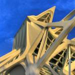 """""""Detail of the Science Museum II"""" by SalvadordelSaz"""
