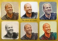 Jason Statham pop star celebrity