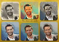 Hugh Jackman  pop star celebrity