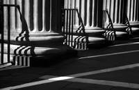 Randolph Hall Columns & Shadows
