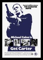Get Carter 1971 - Black & Blue