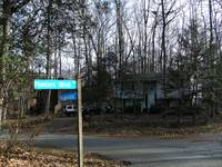An Intersection in Planters' Wood Community
