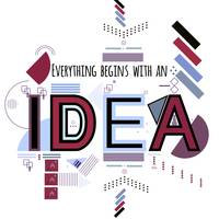Everything starts from an idea
