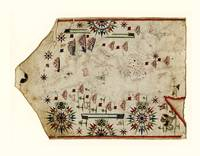 Portolan chart of the Mediterranean by Placido Oli
