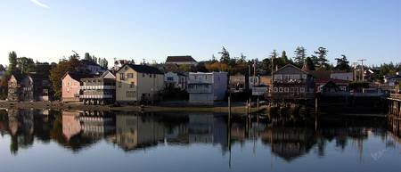 Coupeville Reflection Two