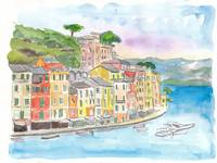 Portofino Ligure Dream Seafront View