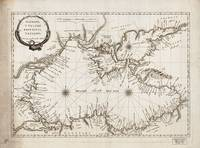 Map of the Black Sea (1820)