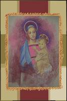 Madonna_Child pastel composition 2 10x6 150