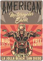 American Motorcycles Show
