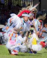 YOUNG GRASS DANCERS