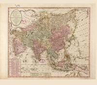 Bowles's Map of Asia (1791)