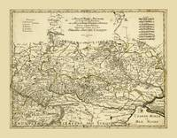 Map of Ukraine by G. Sanson (1674)