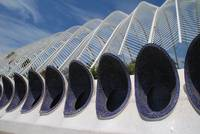 The Umbracle in Valencia