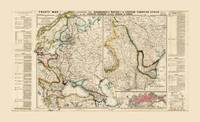 Map of Eastern Europe (1856)