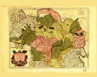 Carte de Tartarie (1706) [Map of Russia]