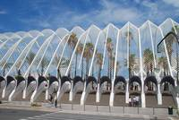 The Umbracle building, Valencia