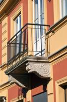 Balcony detail.