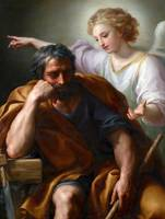 The Dream of St. Joseph by Mengs (1774)