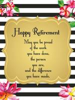 Happy Retirement Wishes for Leaving Colleague