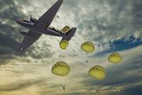 Simulated, Jump 101st Airborne