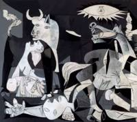 Pablo Picasso Guernica Famous Paintings