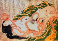 Erotic Picture Japanese Erotic Art Hokusai Shunga