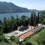 """Lake Como Cemetery"" by BellaDomainDesign"