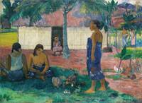 Why Are You Angry by Paul Gauguin
