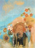 Evocation of Roussel by Odilon Redon