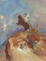Apollo by Odilon Redon