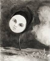 Strange Flower by Odilon Redon