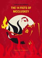 No1118 My The 14 Fists of McCluskey minimal movie