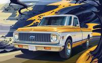 1971 Chevrolet C10 Cheyenne Fleetside 2wd Pickup