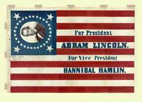 For president, Abram Lincoln. For vice president,