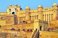 Amber Fort And Royal Palace