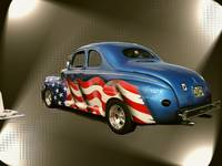 Vintage Vehicles - Ford Coupe