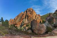 Machete Ridge At Pinnacles
