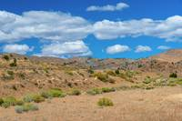 Silver City Nevada Landscape