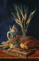 Stein with Bread