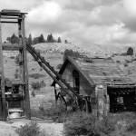 """Old Mine ruins in Colorado"" by local"
