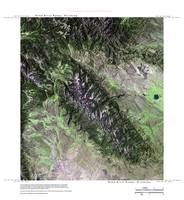 Imagemap of Wind River Range, Wyoming