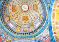 Cupola of the Church of Most Holy Trinity of Pilgr