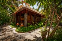 Aaramu Spa Hideaway in Tropical Garden. Maldives